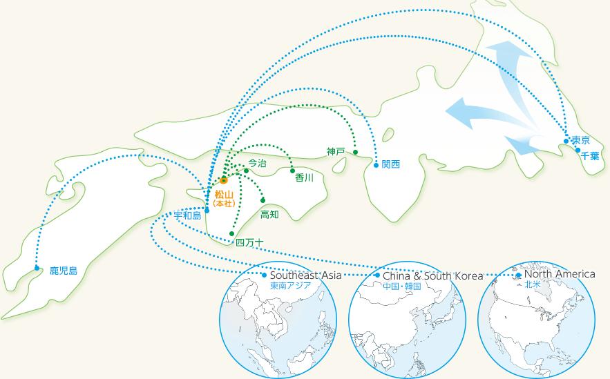 ビージョイグループネットワーク